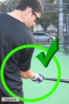 Diagram from Baseball Hitting Drills for a Batting Tee. Photo credit: Sarah Bernier